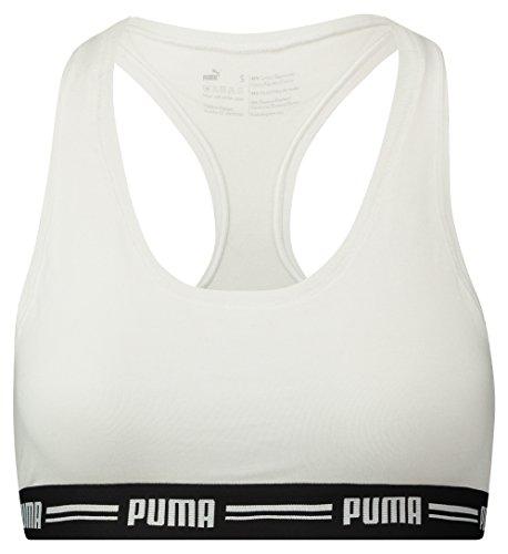 Puma Iconic Racer Back Bra 1P Ropa Interior