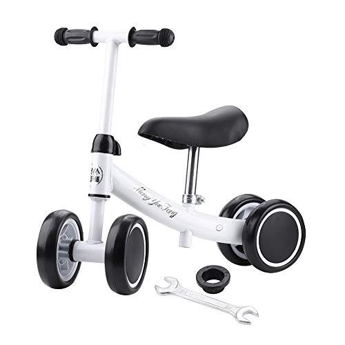Zerone Entrenamiento del Equilibrio Mini Bicicleta de Bebé sin Pedales