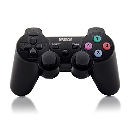 wireless-controller-gamepad-bluetooth-sixaxis-double-vibration-joystick-for-ps3-playstation-black-pc