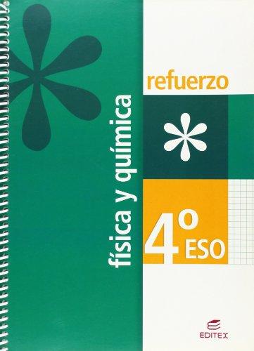Refuerzo Física y Química 4º ESO (Cuadernos de Refuerzo) - 9788497714440