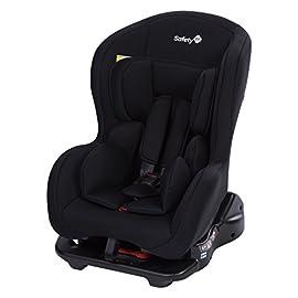 Safety 1st Sweet Safe Seggiolino Auto 0 - 18 kg, Reclinabile, Gruppo 0+/1, 0 - 3.5 Anni, Colore Full Black