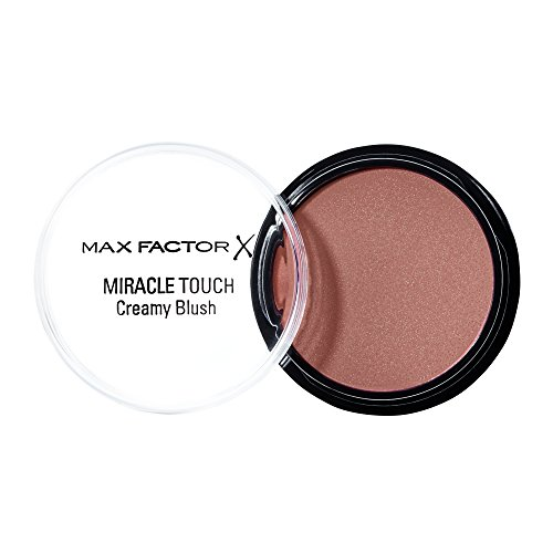 Max Factor Miracle Touch Creamy Blush 3 Soft Copper, 1er Pack (1 x 12 ml)