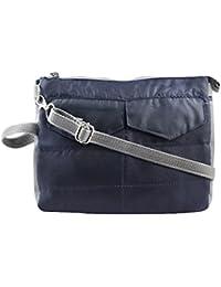 Bleu Light-weight, Classy & Waterproof Black Sling-Bags