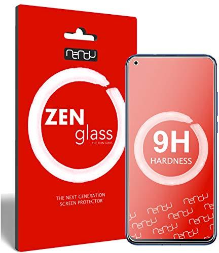ZenGlass (2 Stück Flexible Glas-Folie für Honor View 20 Panzerfolie I Bildschirm-Schutzfolie 9H I (Kleiner Als Das Gewölbte Bildschirm)