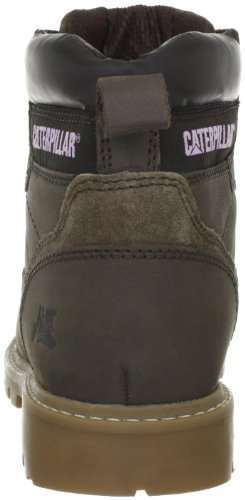 Cat Footwear - Willow Chukka, Stivaletti Donna Nero (Schwarz (Tyre Nubuck))