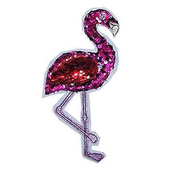 Aufnäher Flamingo
