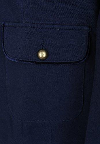 TRAMONTANA - Giacca da abito - Casual - Basic - Maniche lunghe  -  donna Dark Blue