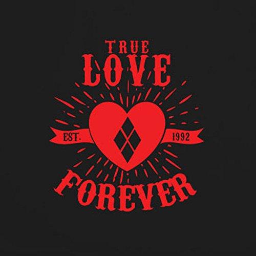 Quinn Love Forever - Damen T-Shirt Lila