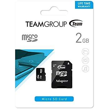 Transcend TS2GUSDC - Tarjeta de Memoria microSD de 2 GB ...