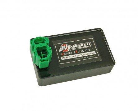 CDI Zündeinheit NARAKU Racing V.2 - KYMCO Agility 50 Basic 4-Takt Typ:CK50QT-5 (Einheiten 0.2)