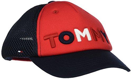 Tommy Hilfiger Jungen Kappe Tommy Trucker Cap, Blau (Corporate Clr 901), S