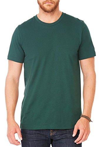 GloriousReturn Bella Canvas Unisex Jersey Short Sleeve Tee Forest Green