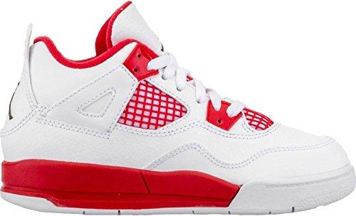 Nike Jordan 4 Retro BP, Chaussures de Sport Garçon