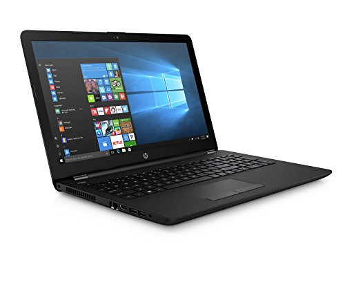 HP 15-bw505na 15.6-Inch Laptop - (Black) (AMD A4-9120 APU 2.2 GHz, 4 GB RAM, 1 TB HDD, Windows 10 Home) (Certified Refurbished)