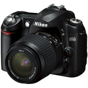 Nikon D50 - Cámara Digital Compacta 6.2 MP (2 Pulgadas LCD ...
