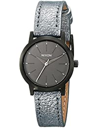 Nixon Women's A3981876 Kenzi Leather Watch
