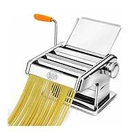 Banggood Adjustable Steel Roller 3-Cutting Pasta Spaghetti Noddle Maker Machine