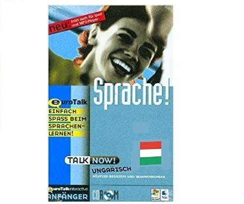Talk Now! Ungarisch, 1 CD-ROM Häufige Begriffe und Redewendungen. Windows 98/NT/2000/ME/XP und Mac...