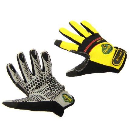 FerdyF Clarino®-Kunstleder Montagehandschuh Größe (Handschuhe): 8, M EN 388 Cat II Mechanics Non