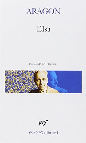 Elsa : poème / Louis Aragon  