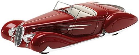 Minichamps - 437116130 - Véhicule Miniature - Modèle À L'échelle - Delahaye Type 165 Cabriolet - 1939 - Echelle 1/43 | Le Prix De Marché