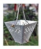 RegenKette zu cup Aluminium für Dachrinnen ForHome® - Fähigkeit Drain