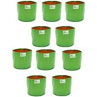 BIO Blooms Agro India PVT LTD100% UV Treated Plastic Grow Bag for Terrace Gardening - Grow Vegetables, Fruits, Onion…