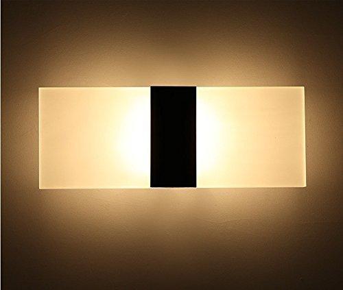 3-w-led-da-parete-sconce-mini-scale-di-misura-interna-semplice-lampada-da-parete-lampada-da-parete