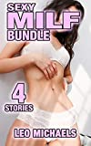Sexy MILF Bundle: 4 Hot Stories Of Girlfriend's Moms (English Edition)