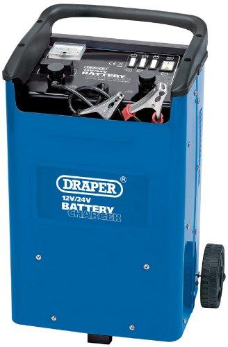 Draper 11966 260A 12/24V Battery Charger/ Starter - Best Price