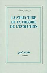 La structure de la théorie de l'évolution