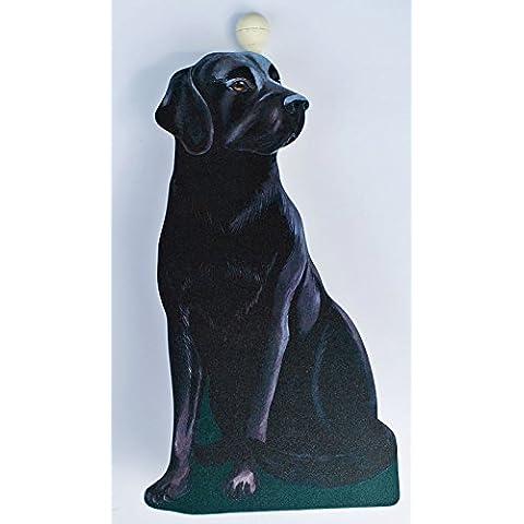 Black Labrador Kitchen Roll, Porta rotolo WC