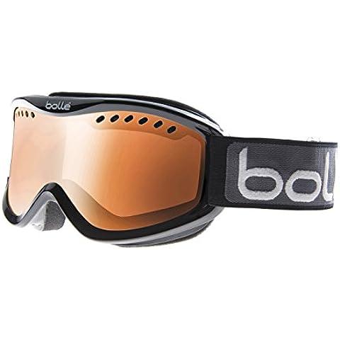 Bollé Carve - Gafas de esquí negro shiny black black basicscitrus gun