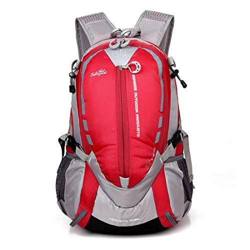 JOYIYUAN Bergsteigen Taschen/Outdoor Reiserucksack Sport Wandern Taschen, vielseitige Outdoor Rucksäcke für Männer und Frauen, Freizeit Reiserucksack Camping Nylon Wasserdichte Taschen