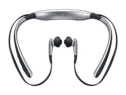 Samsung U Stereo Bluetooth Headphones in-Ear with Dual-Mic Noise Reduction Sound - Retail Silver Image 10