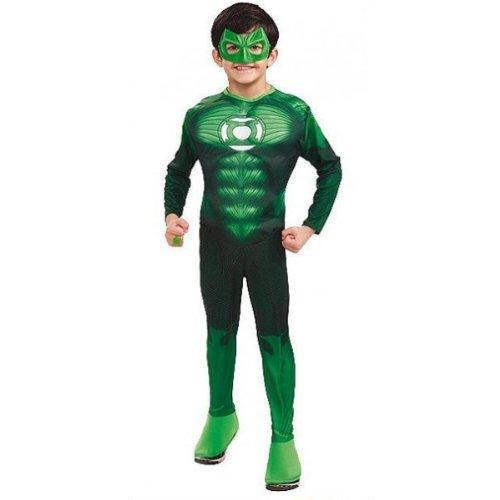 Rubie 's–Kinder-Kostüm Hal Jordan musculoso in Box (884896-l)