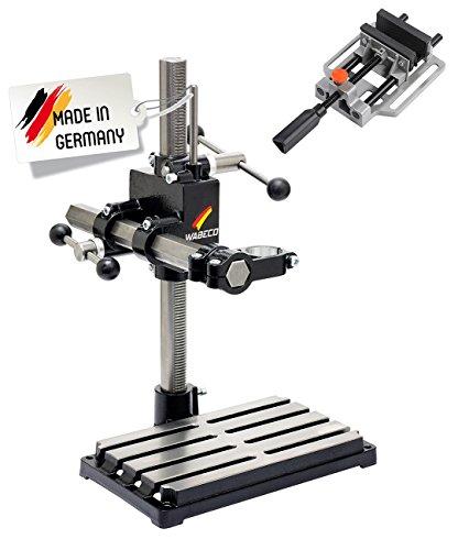 Preisvergleich Produktbild WABECO Bohrständer und Fräsständer Set 500-350 mm 2-teilig