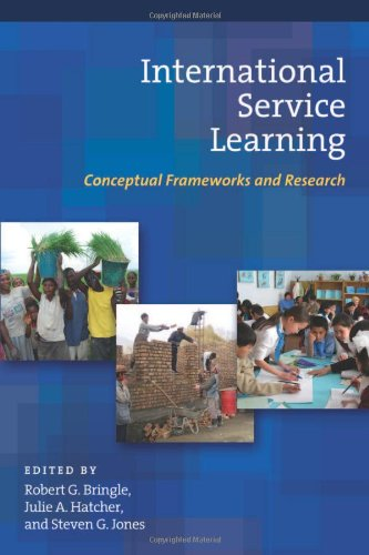 International Service Learning (Iupui Series on Service Learning Research)