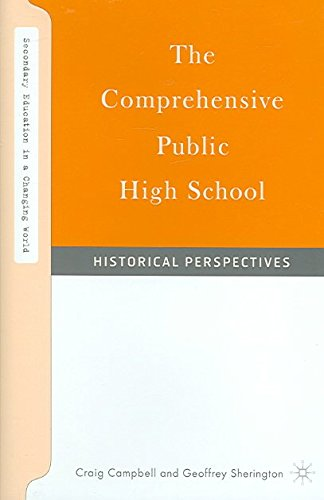 [The Comprehensive Public High School] (By: Geoffrey Sherington) [published: February, 2006]