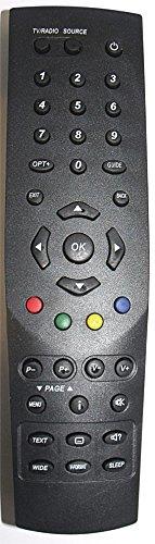 Ersatz Fernbedienung passend für Humax HD-FOX RM-106 HD FOX RM106 HDFOX