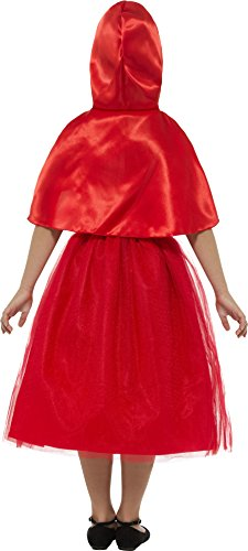 Imagen de smiffy 's 22496s deluxe caperucita roja disfraz s alternativa