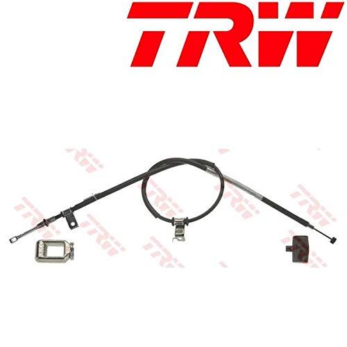 TRW GCH597 Cable De Frein A Main La Piece