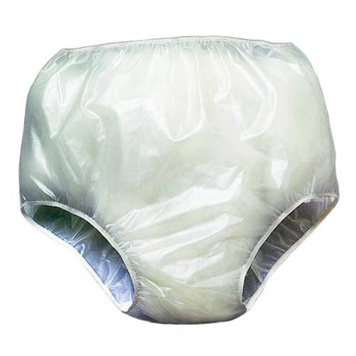 0b3806127f8a0 Culotte imperméable - en vinyle souple étanche pour incontinence.