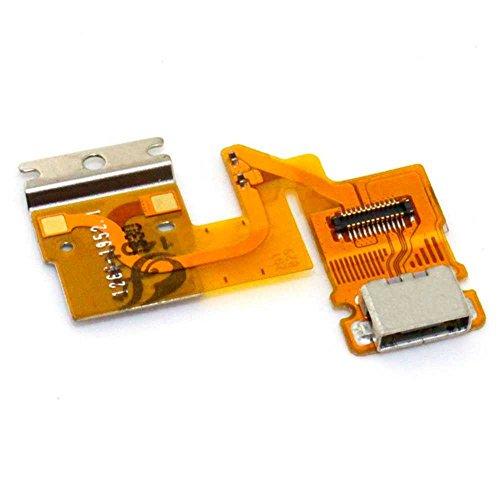 Ociodual Flex Conector De Carga para Sony Xperia Tablet Z SGP311 SGP321 SGP351...