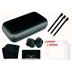 Full Pack Brooklyn Travel Set NDSL small black, Reise Set