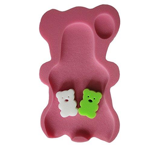 Level 9 Colores Esponja baño bebé Alfombrilla Antideslizante
