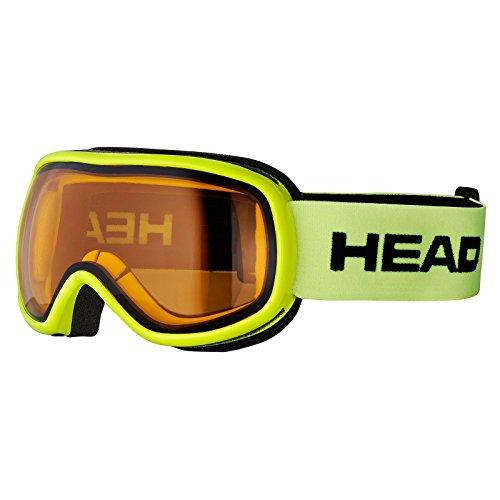 HEAD Ninja Skibrille, Lime/Black, One Size