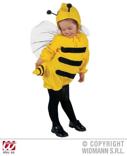 Kostüm kleine Biene - little Bee, Gr. 98/ (Niedlich Ideen Kostüm Original)