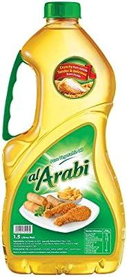 زيت الطهي من العربي - 1.5 لتر