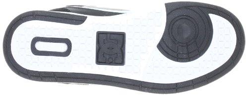 DC Shoes University MID Womens Shoe D0303211 Damen Sneaker Schwarz (Black/Black/White BLW)